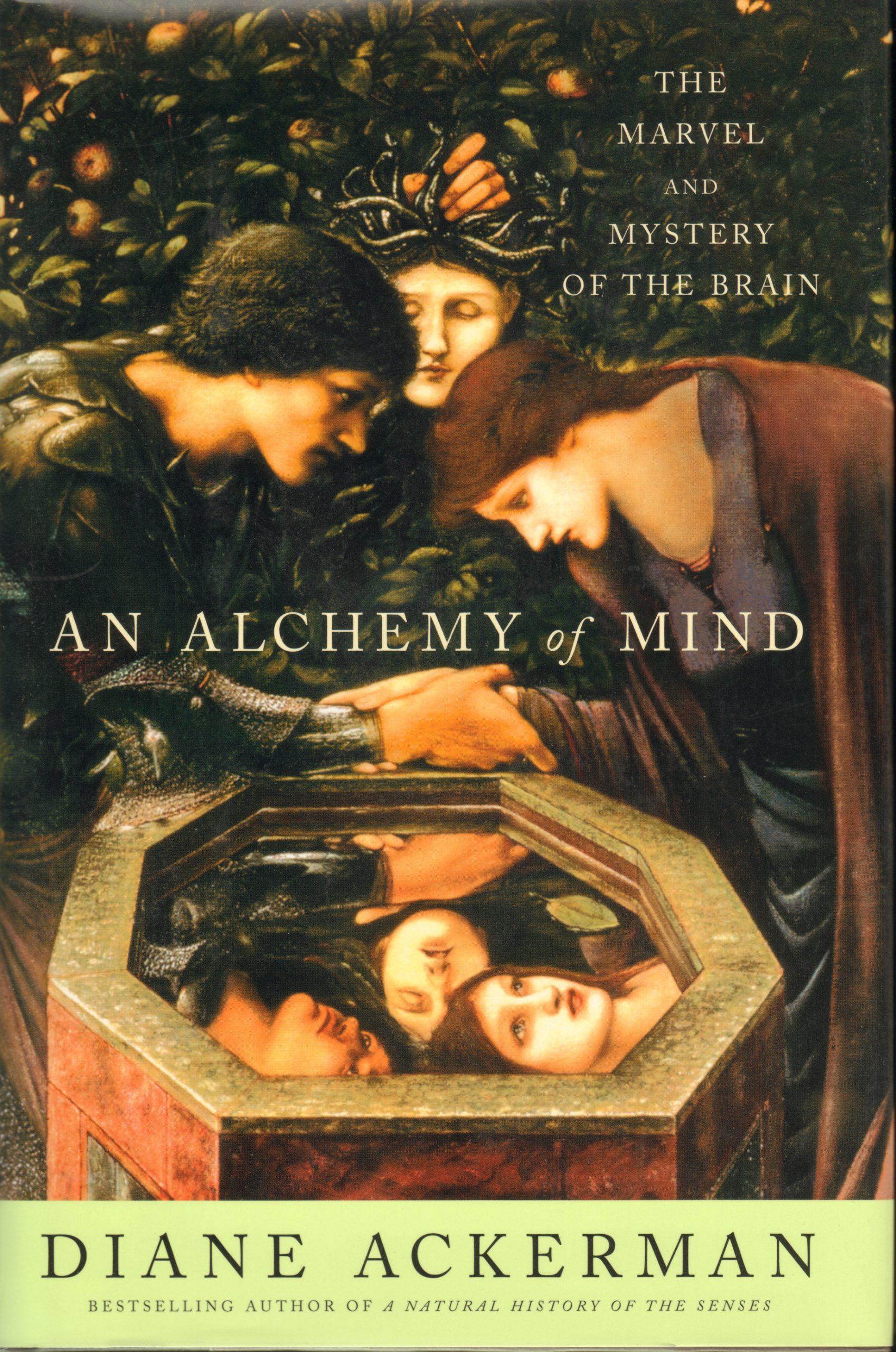 An Alchemy of Mind by Diane Ackerman
