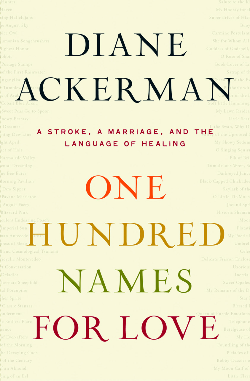 One Hundred Names for Love by Diane Ackerman