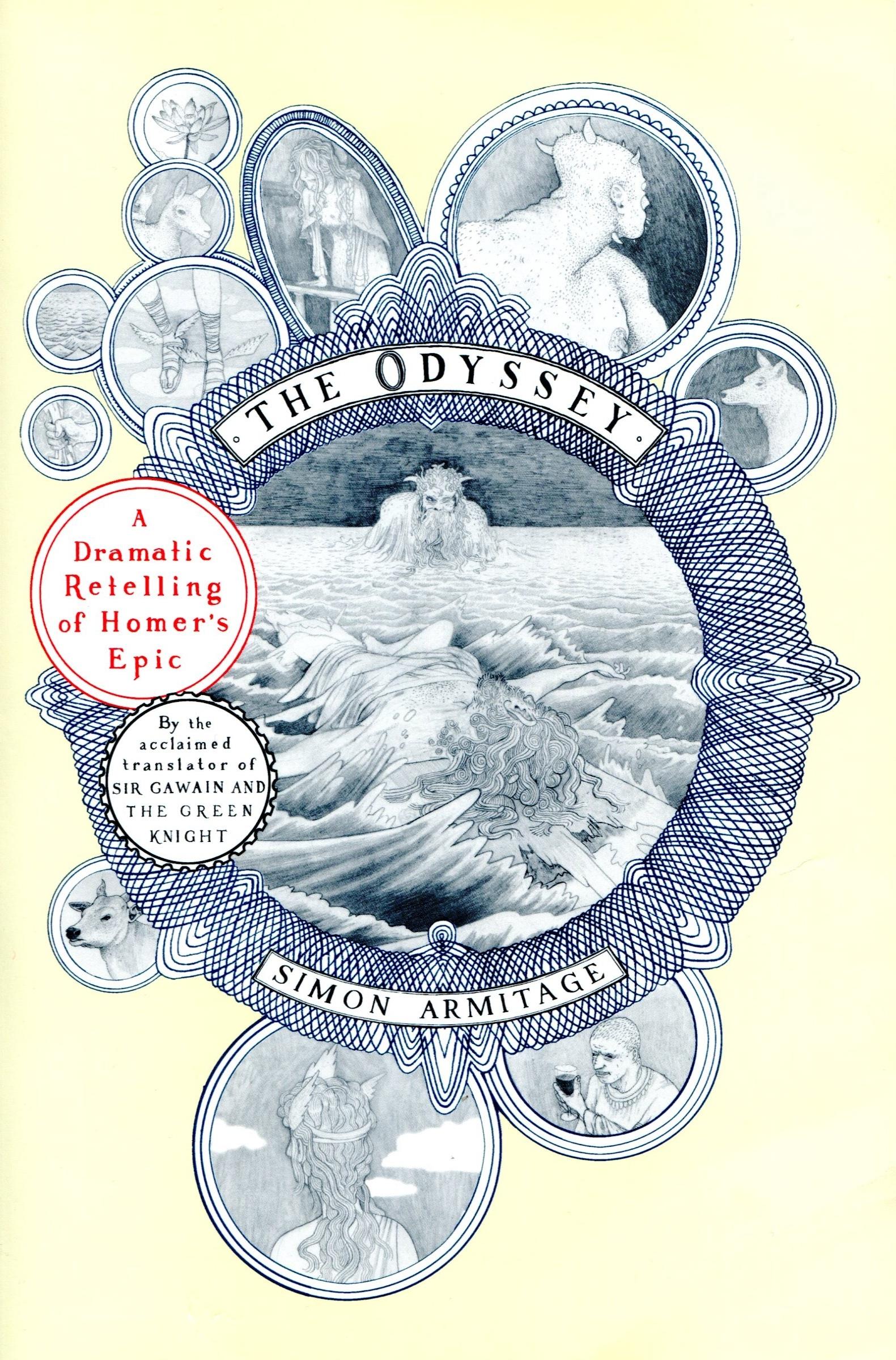 The Odyssey by Simon Armitage