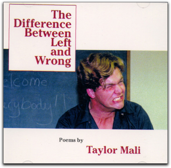 The Difference Between Left and Wrong by Taylor Mali