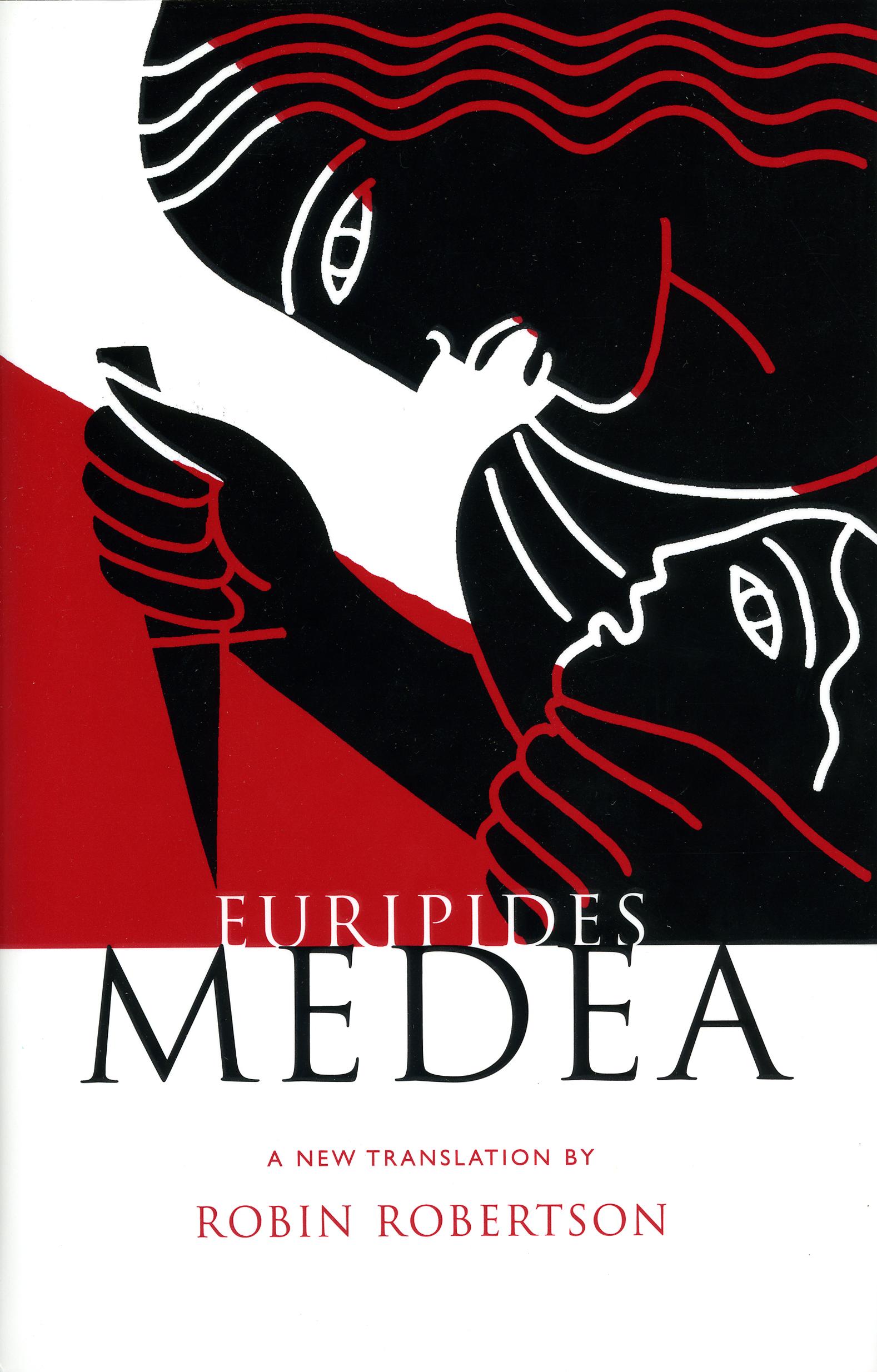 Euripides Medea by Robin Robertson