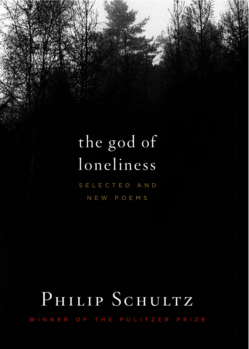 The God of Loneliness by Phillip Schultz