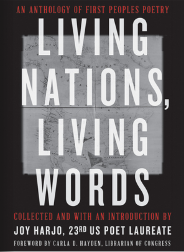 """Book Cover Image of """"Living Nations, Living Words"""""""