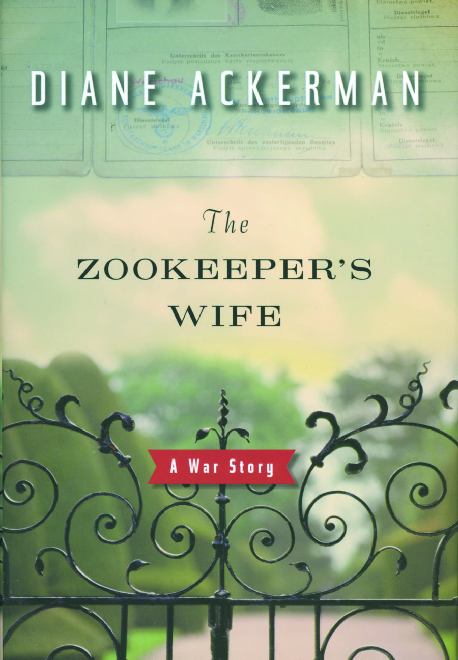 The Zookeepers Wife by Diane Ackerman