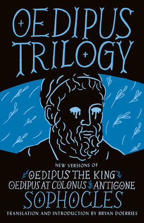 """Book Cover Image of """"Oedipus Trilogy"""""""