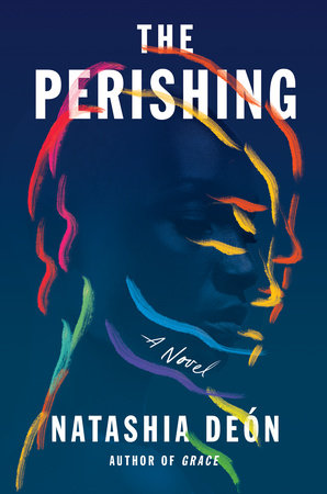 """Book Cover Image of """"The Perishing"""""""