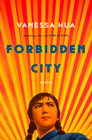 """Book Cover Image of """"Forbidden City"""""""