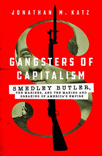"""Book Cover Image of """"Gangsters of Capitalism"""""""