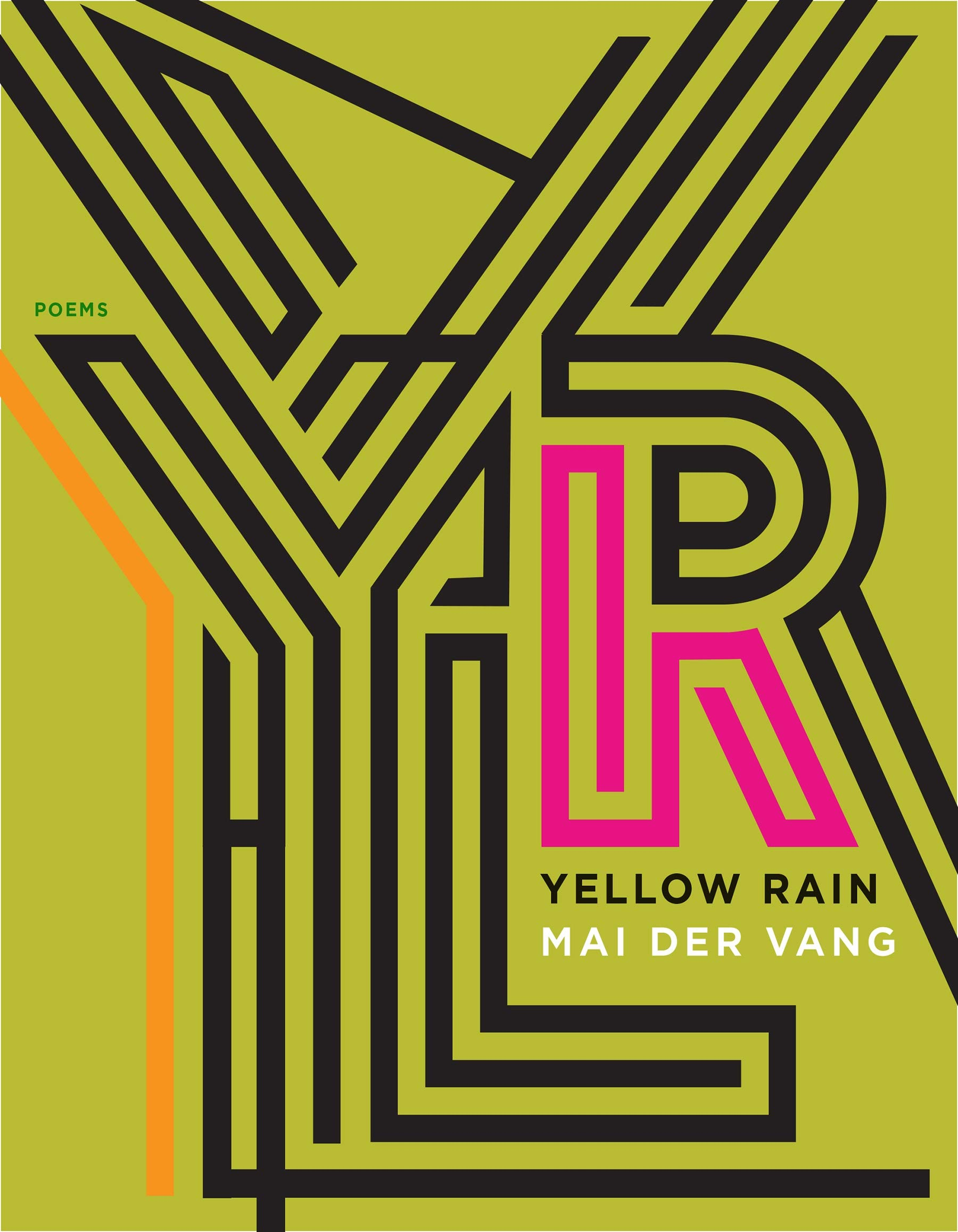 "Book Cover Image of ""Yellow Rain"""