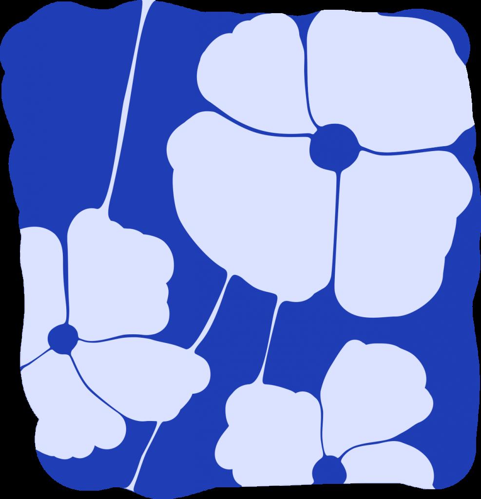 Blue Flower Arts Favicon