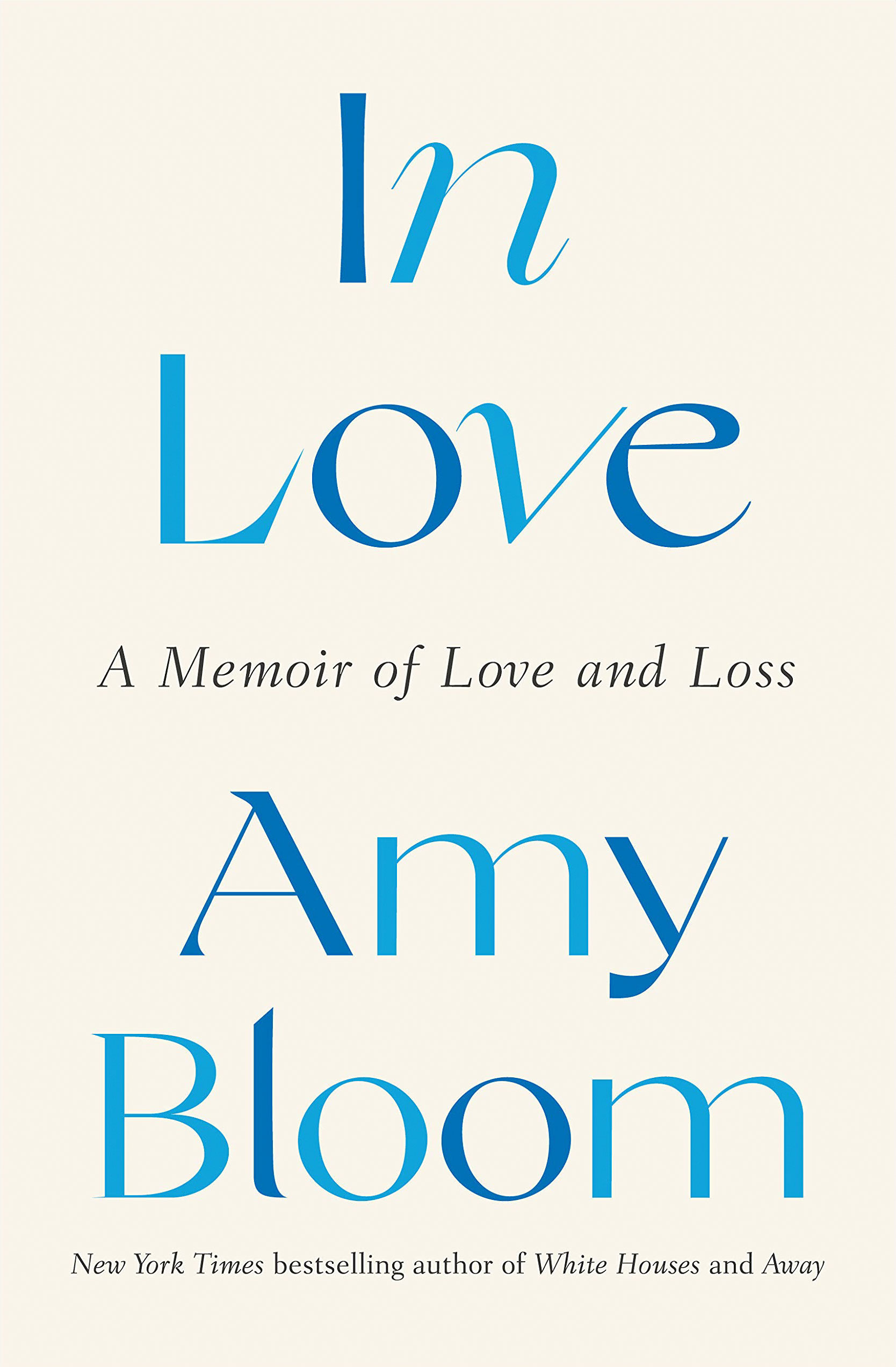 """Book Cover Image of """"In Love"""""""