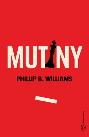 """Book Cover Image of """"Mutiny"""""""