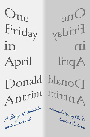 """Book Cover Image of """"One Friday in April"""""""