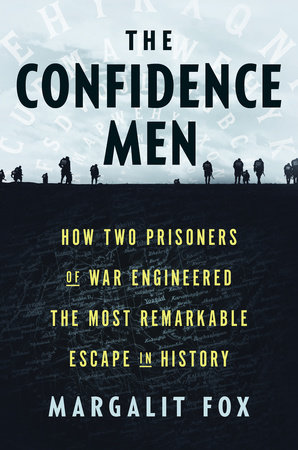 """Book Cover Image of """"The Confidence Men"""""""